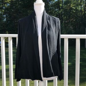 Eileen Fisher linen blazer jacket.  Size XS.